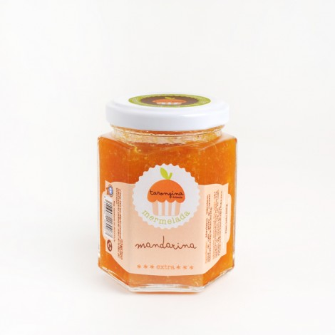 Melmelada de Mandarina 250g