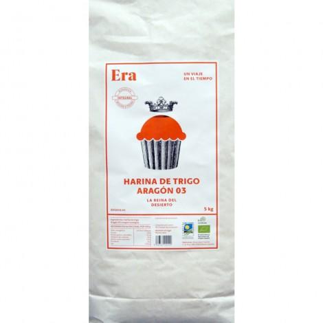 Harina de trigo ecológica...