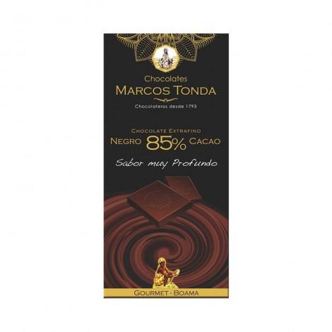 Xocolate negre 85% Gourmet...
