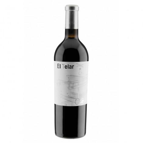 Vi negre ecològic El Telar...