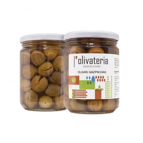 Olives ecològiques...