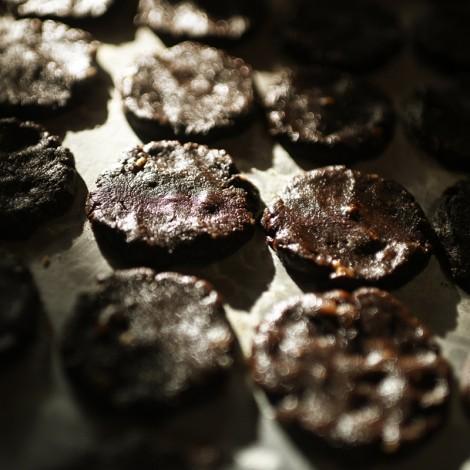 Galleta Bio con cacao y...