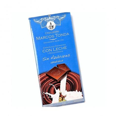 Chocolate con leche Gourmet...