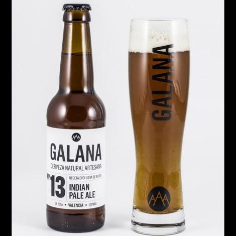 Cerveza artesana IPA nº 13...