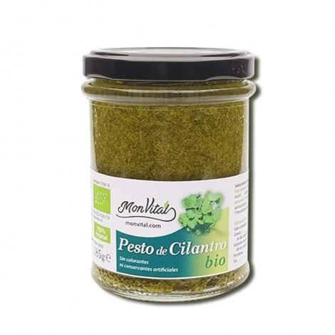 Pesto de Cilantro bio 185g.