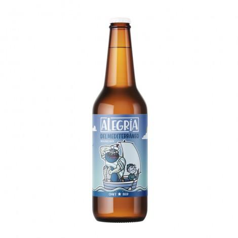 Cerveza Alegría Del...